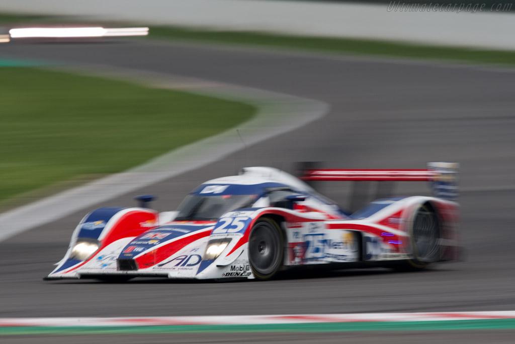 Lola B08/80 HPD - Chassis: B0880-HU03   - 2010 Le Mans Series Spa 1000 km