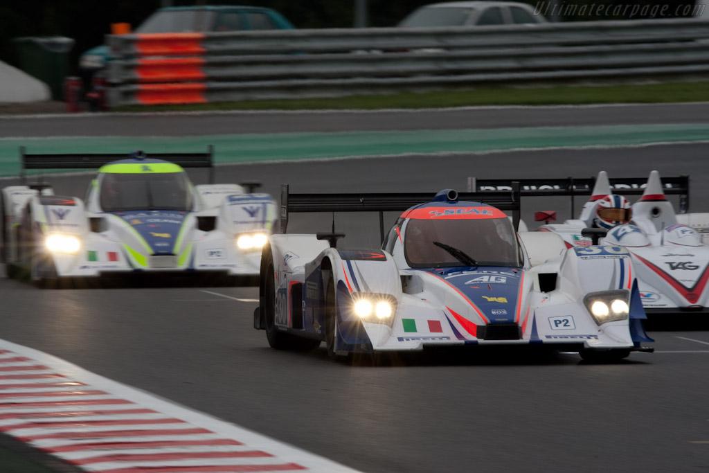 Lola B08/80 Judd - Chassis: B0980-HU04   - 2010 Le Mans Series Spa 1000 km
