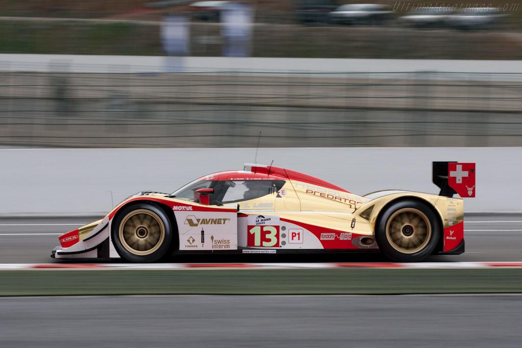 Lola B10/60 Rebellion - Chassis: B0860-HU01   - 2010 Le Mans Series Spa 1000 km