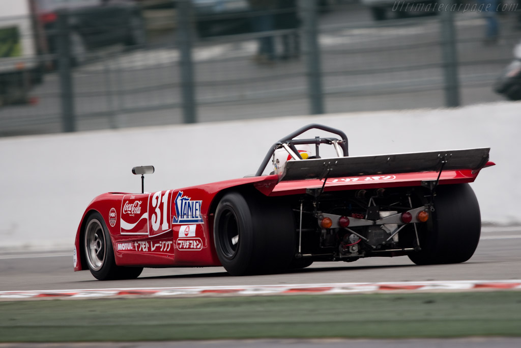 Lola T280 - Chassis: HU3  - 2010 Le Mans Series Spa 1000 km
