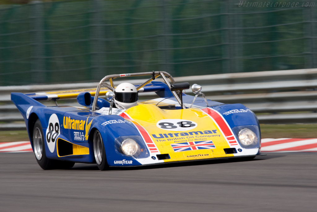 Lola T296 - Chassis: HU87   - 2010 Le Mans Series Spa 1000 km
