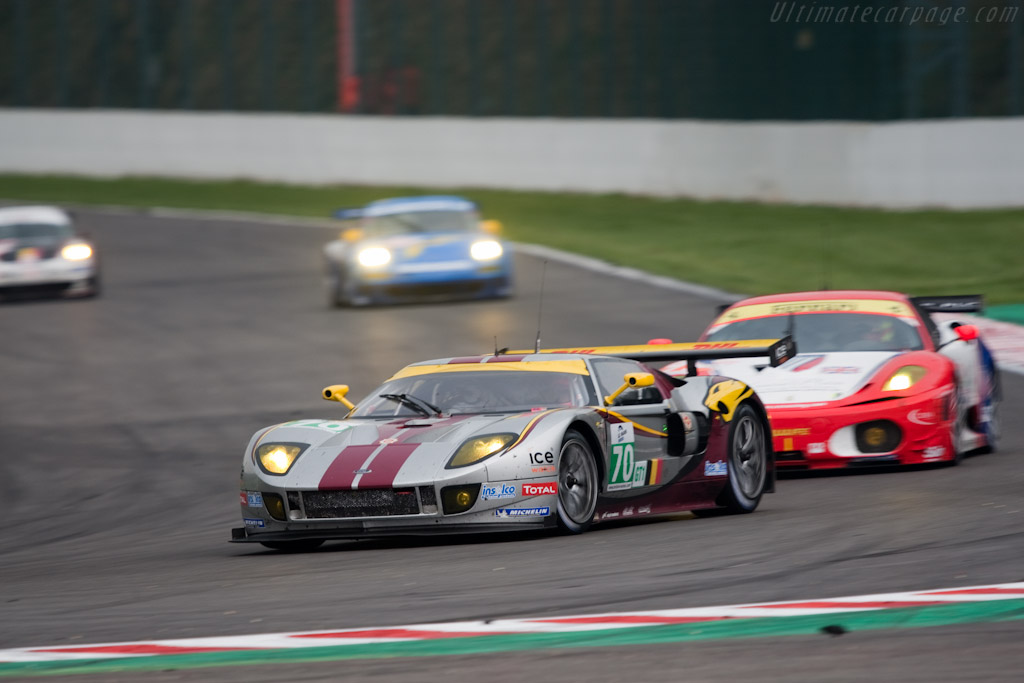 Matech Ford GT1 - Chassis: MR10FORDGT1SN004   - 2010 Le Mans Series Spa 1000 km