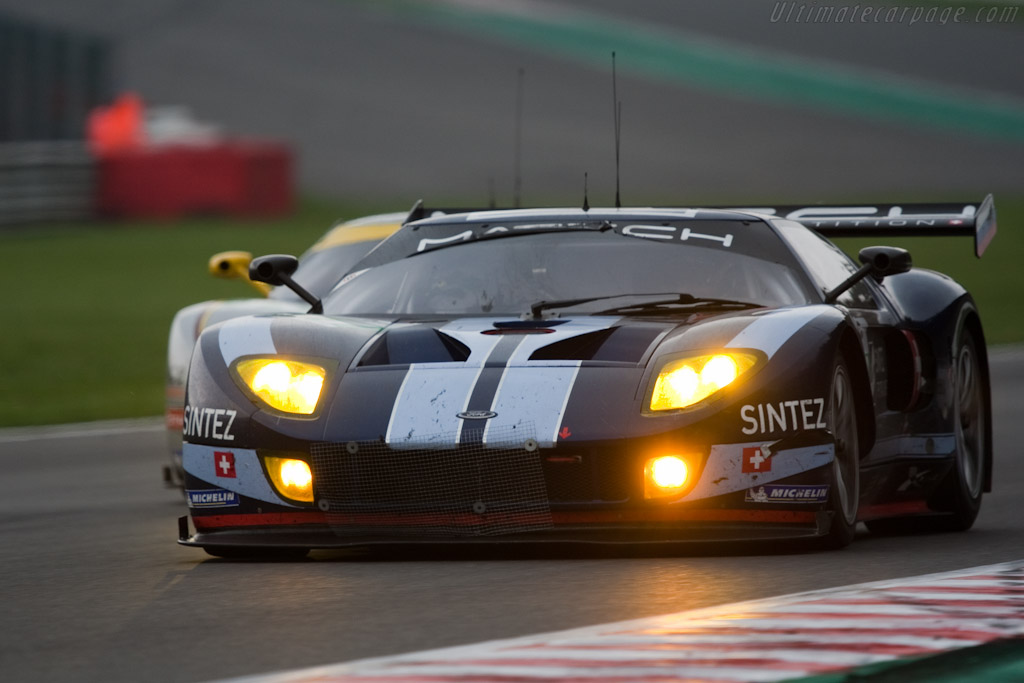 Matech Ford GT1 - Chassis: MR10FORDGT1SN005   - 2010 Le Mans Series Spa 1000 km