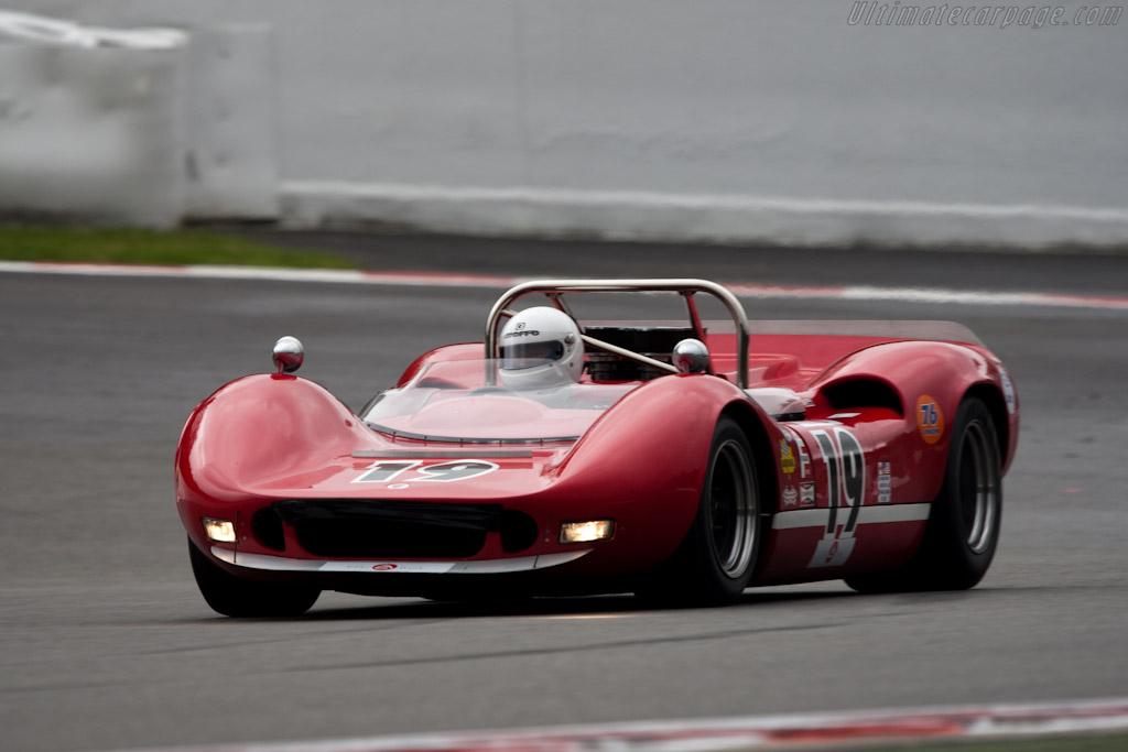 McLaren M1B - Chassis: 30-04 - Driver: Marc Hevia  - 2010 Le Mans Series Spa 1000 km