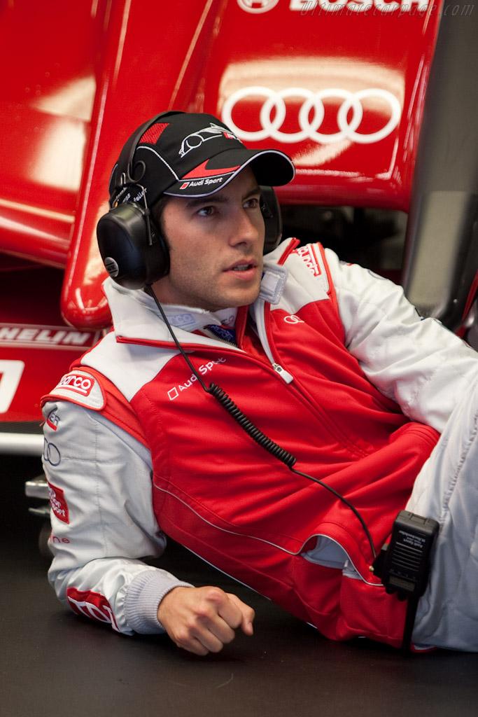 Mike Rockenfeller    - 2010 Le Mans Series Spa 1000 km