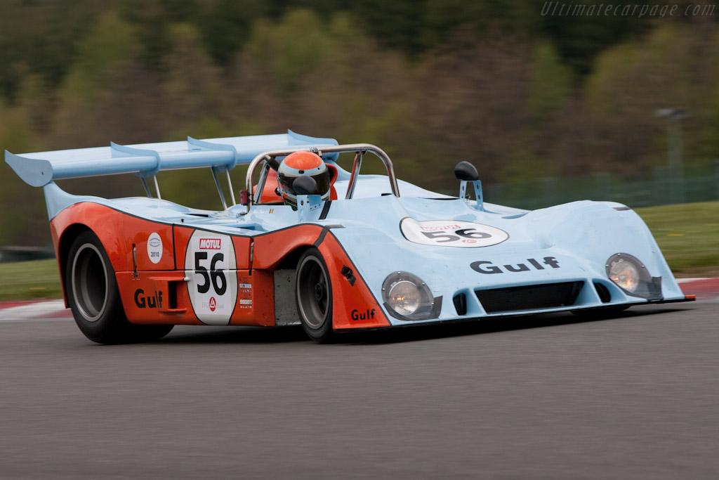 Mirage GR7 - Chassis: GR7/701 - Driver: Marc Devis  - 2010 Le Mans Series Spa 1000 km