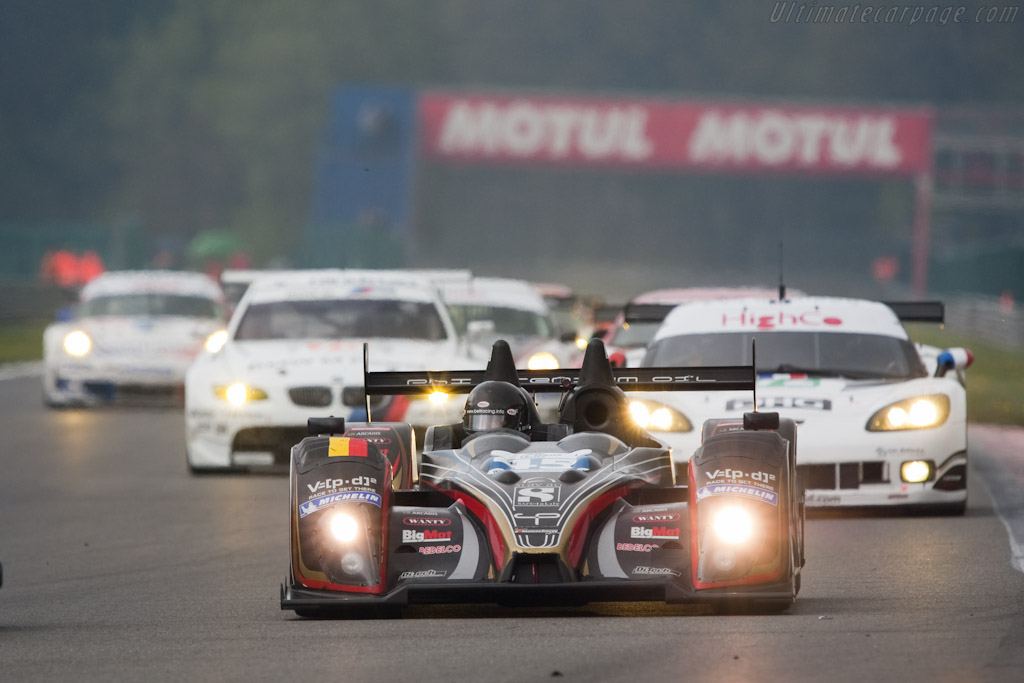 Oreca-Courage FLM09 - Chassis: FLM-8   - 2010 Le Mans Series Spa 1000 km