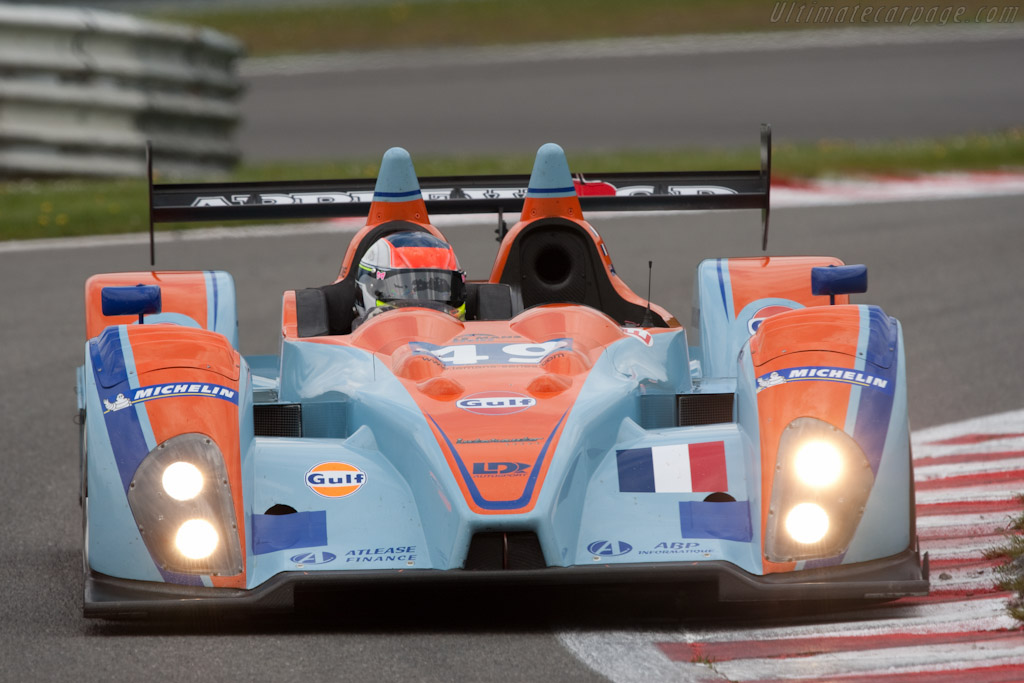 Oreca-Courage FLM09 - Chassis: FLM-7  - 2010 Le Mans Series Spa 1000 km