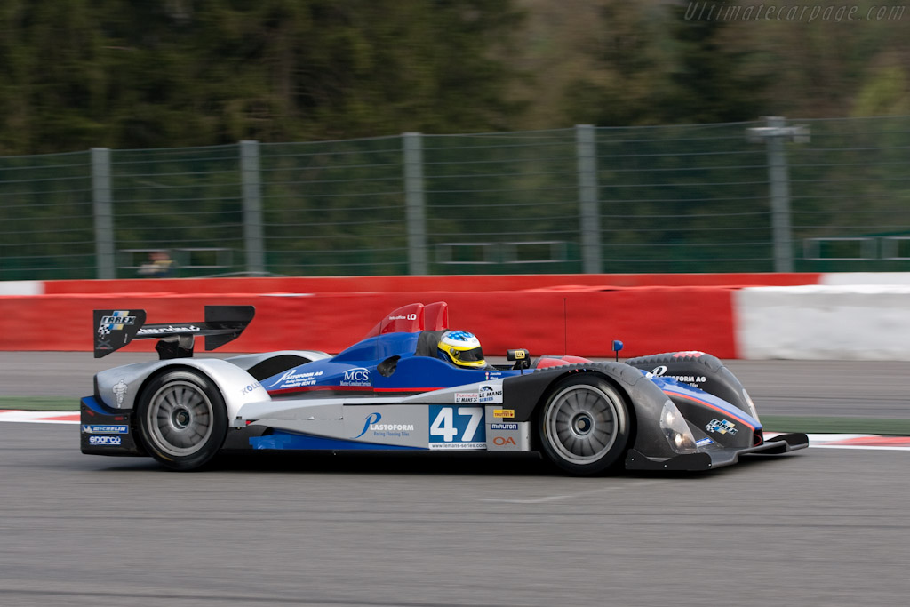 Oreca-Courage FLM09 - Chassis: FLM-10   - 2010 Le Mans Series Spa 1000 km