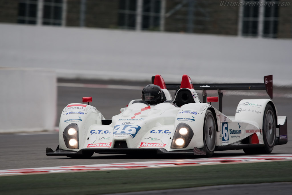 Oreca-Courage FLM09 - Chassis: FLM-14   - 2010 Le Mans Series Spa 1000 km