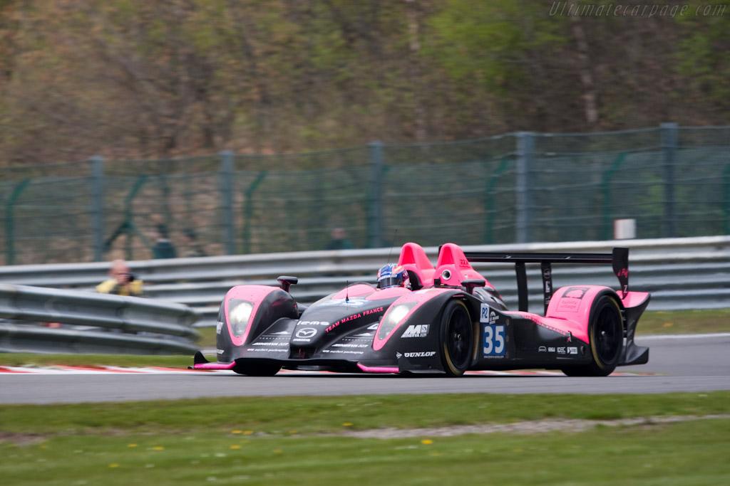 Pescarolo 01 Mazda - Chassis: 01-06   - 2010 Le Mans Series Spa 1000 km