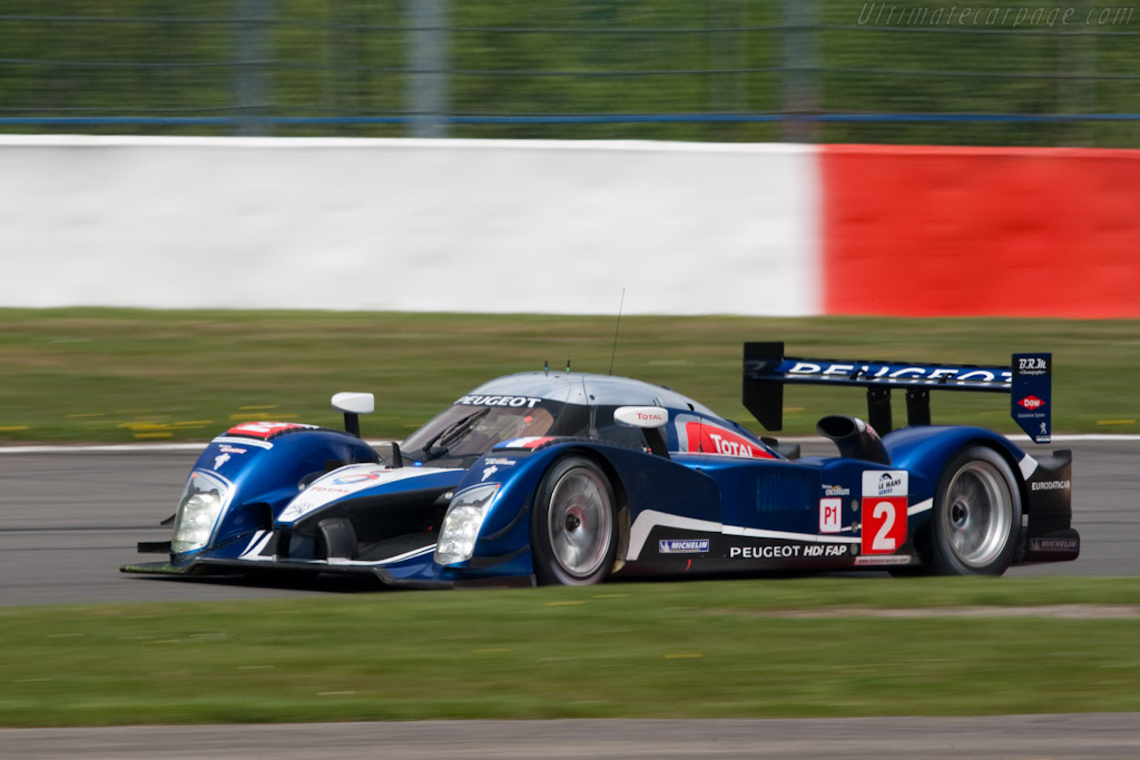 Peugeot 908 HDI Fap - Chassis: 908-07   - 2010 Le Mans Series Spa 1000 km