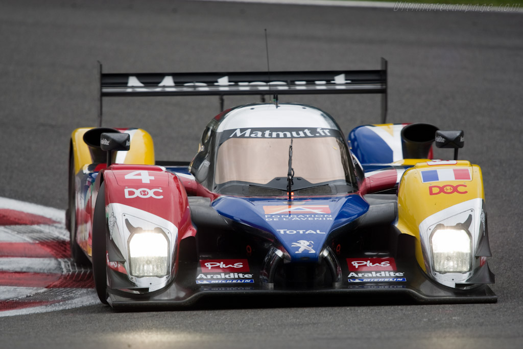Peugeot 908 HDI Fap - Chassis: 908-04   - 2010 Le Mans Series Spa 1000 km