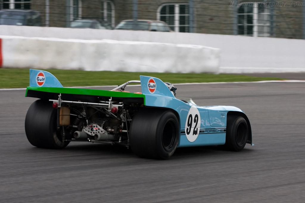 Porsche 908/3 - Chassis: 908/03-012   - 2010 Le Mans Series Spa 1000 km