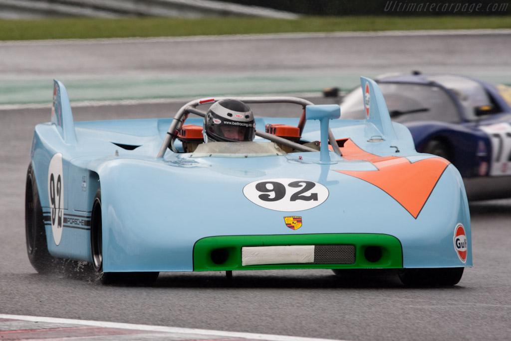 Porsche 908/3 - Chassis: 908/03-012 - Driver: Roald Goethe  - 2010 Le Mans Series Spa 1000 km