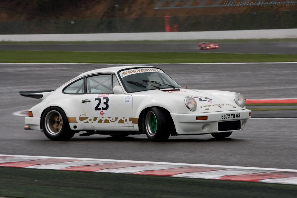 Porsche 911 RS 3.0 - Chassis: 911 460 9033   - 2010 Le Mans Series Spa 1000 km