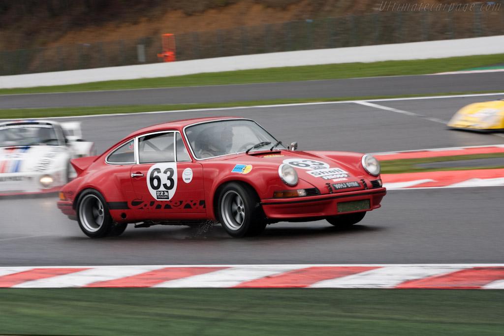 Porsche 911 RSR 2.8    - 2010 Le Mans Series Spa 1000 km