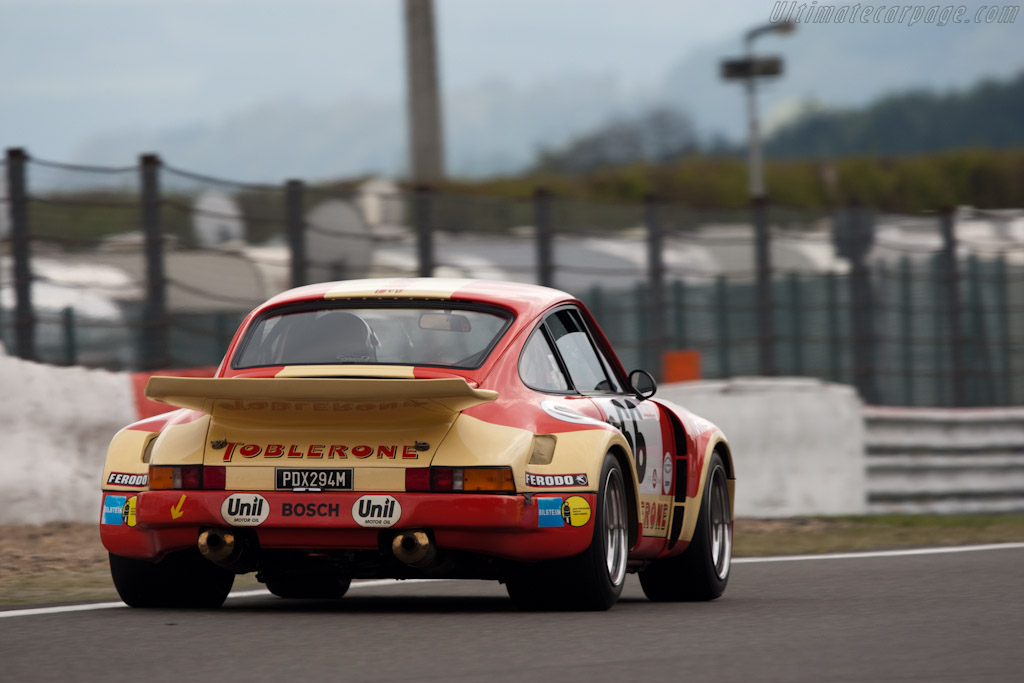 Porsche 911 RSR 3.0 - Chassis: 911 460 9058   - 2010 Le Mans Series Spa 1000 km
