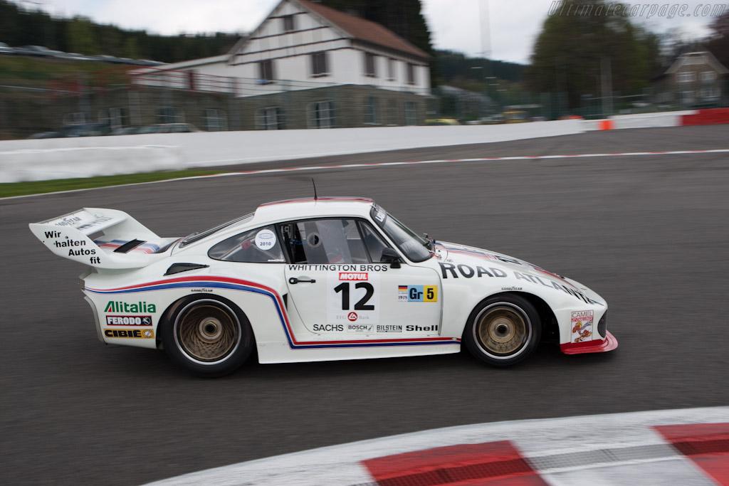 Porsche 935 - Chassis: 930 890 0016   - 2010 Le Mans Series Spa 1000 km