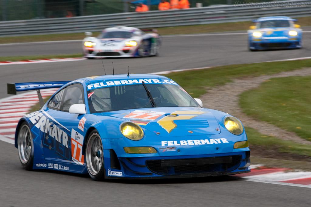 Porsche 997 GT3 RSR - Chassis: WP0ZZZ99Z9S799912   - 2010 Le Mans Series Spa 1000 km