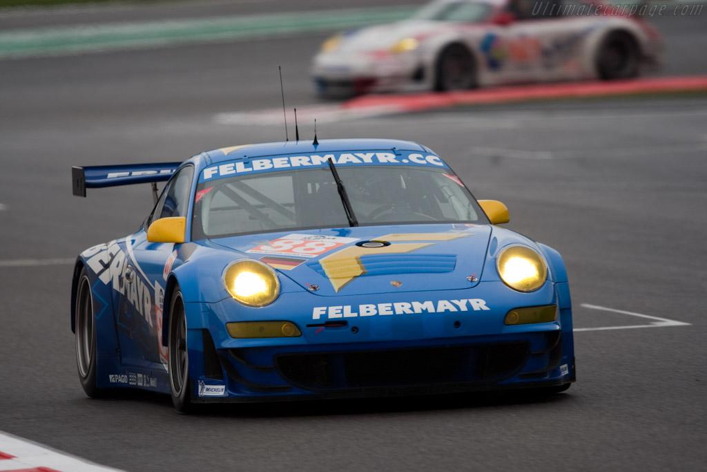 Porsche 997 GT3 RSR - Chassis: WP0ZZZ99Z9S799918   - 2010 Le Mans Series Spa 1000 km