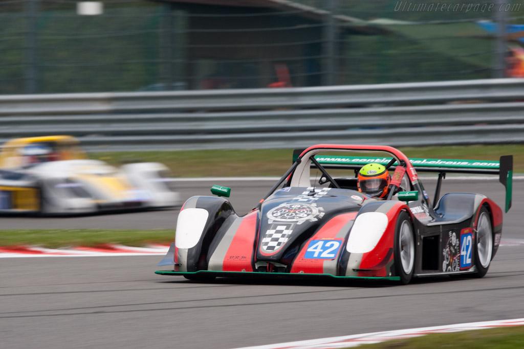 Radical Masters    - 2010 Le Mans Series Spa 1000 km