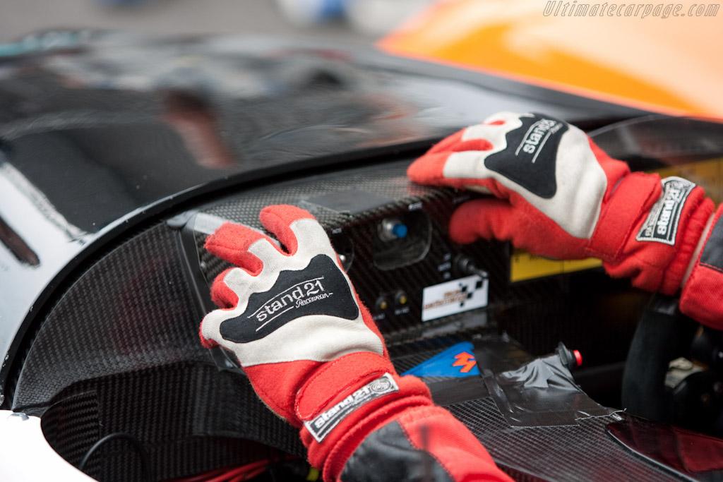 Radical SR9 Judd - Chassis: SR9005   - 2010 Le Mans Series Spa 1000 km