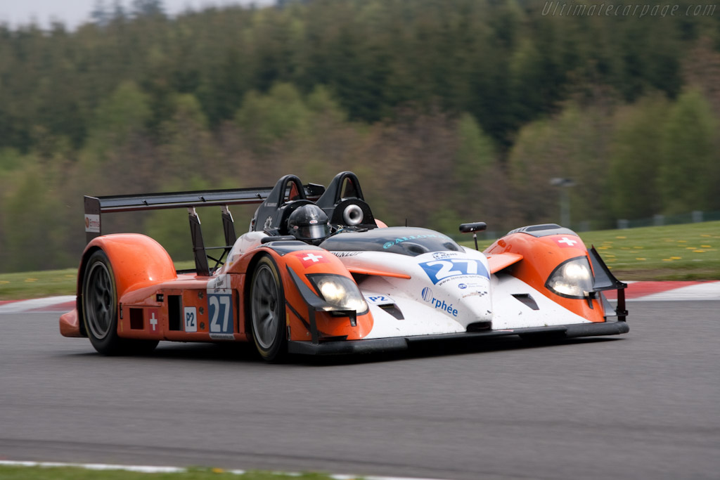 Radical SR9 Judd - Chassis: SR9005   - 2010 Le Mans Series Spa 1000 km