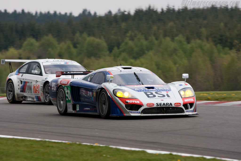 Saleen S7-R - Chassis: 082R   - 2010 Le Mans Series Spa 1000 km