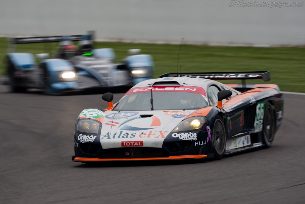 Saleen S7-R - Chassis: 003R   - 2010 Le Mans Series Spa 1000 km