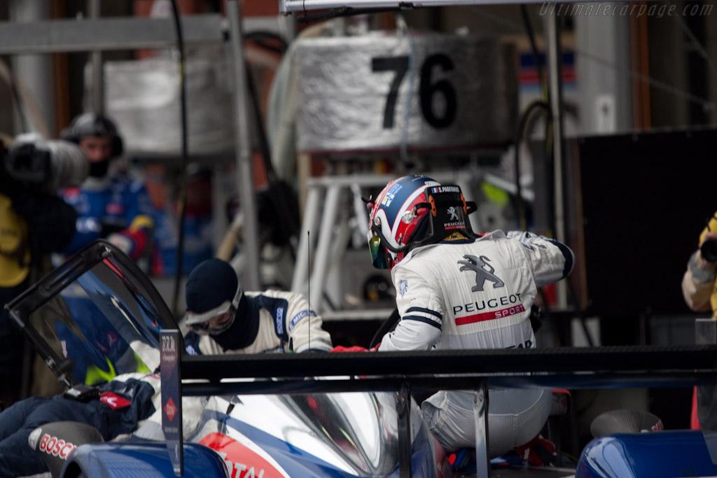 Simon Pagenaud - Chassis: 908-06   - 2010 Le Mans Series Spa 1000 km