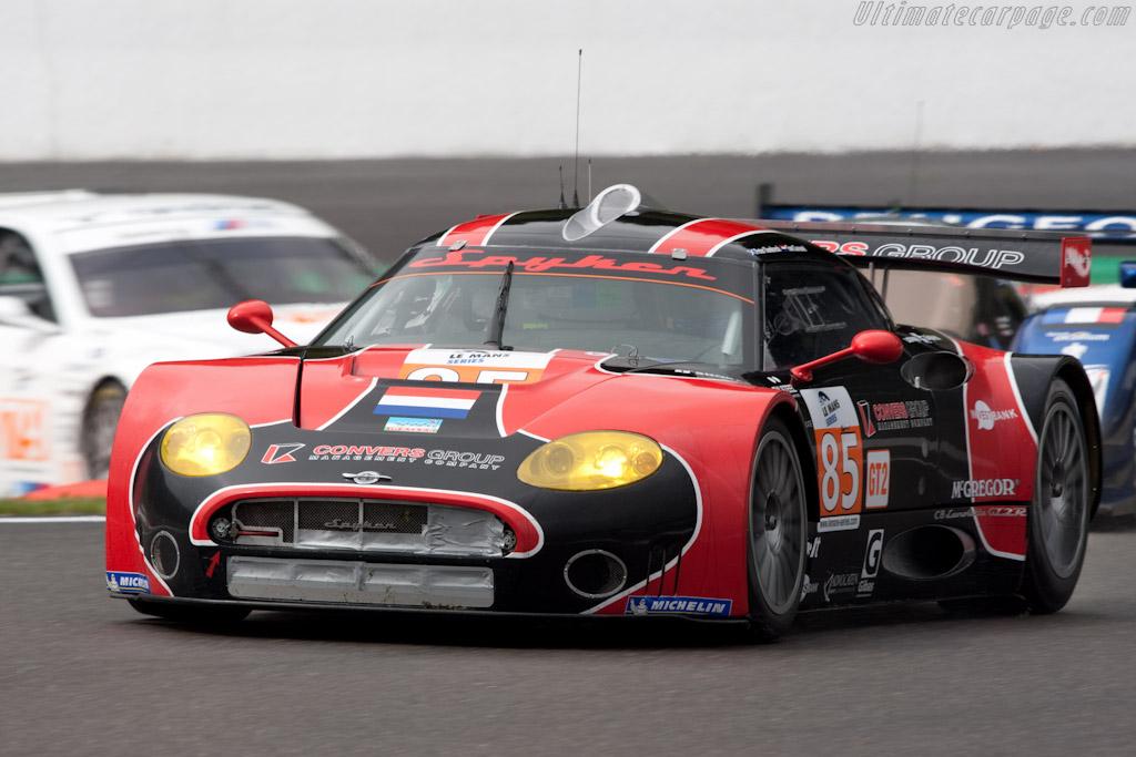 Spyker C8 Laviolette GT2-R - Chassis: XL9AB01G37Z363190   - 2010 Le Mans Series Spa 1000 km