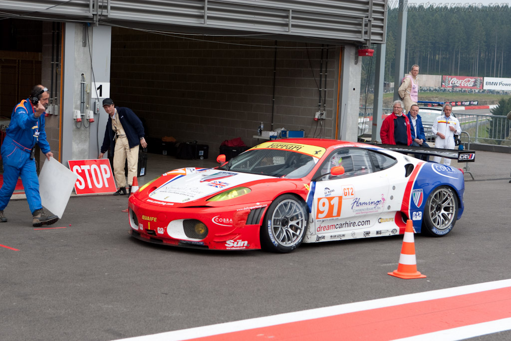 Stop - Go Penalty - Chassis: 2618   - 2010 Le Mans Series Spa 1000 km