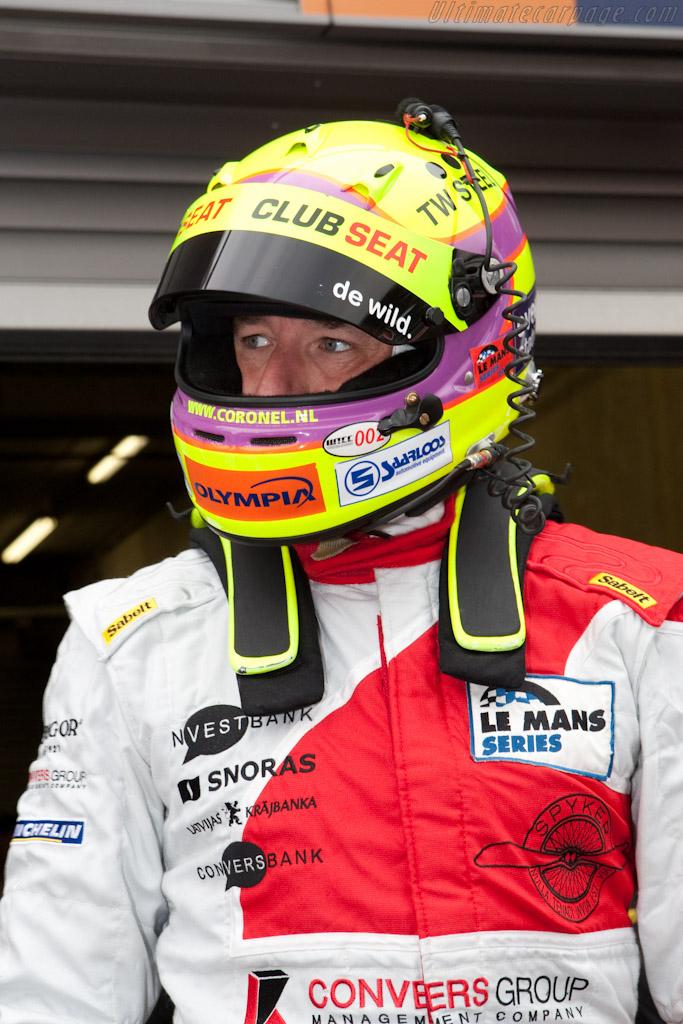 Tom Coronel    - 2010 Le Mans Series Spa 1000 km