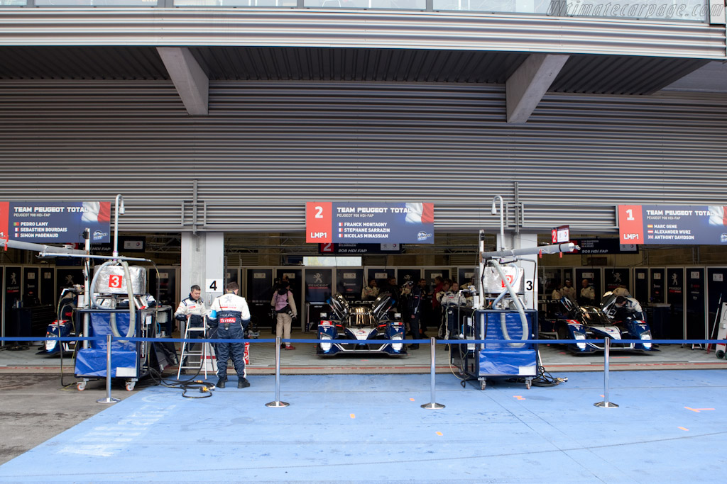 Welcome to Spa Francorchamps    - 2010 Le Mans Series Spa 1000 km