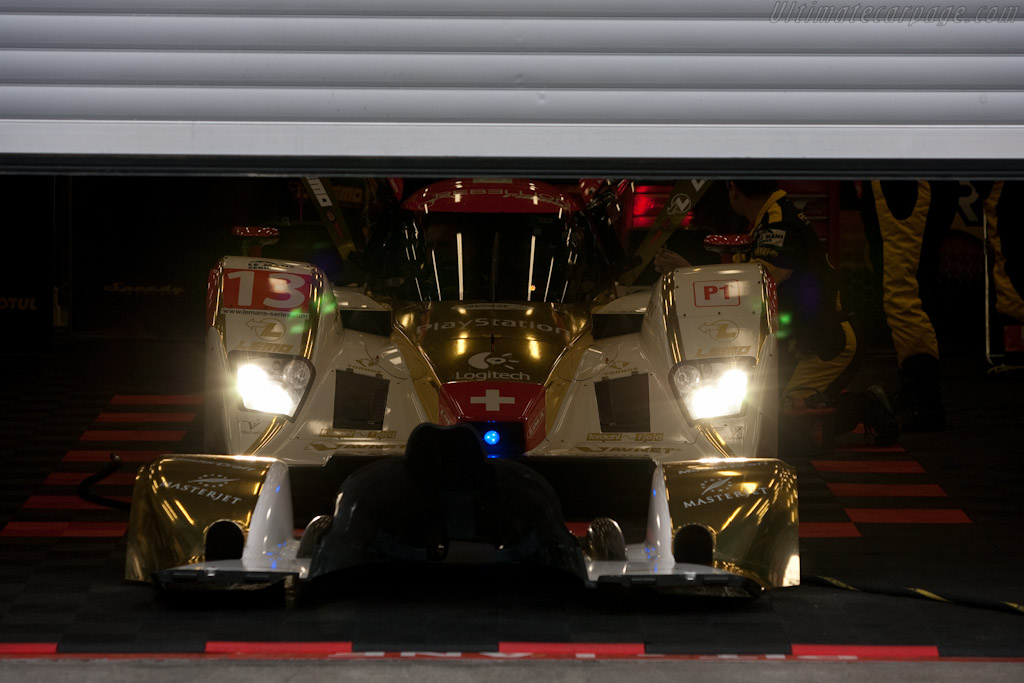 Welcome to Spa Francorchamps - Chassis: B0860-HU01   - 2010 Le Mans Series Spa 1000 km