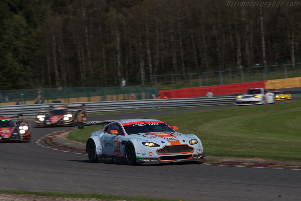 Aston Martin V8 Vantage GTE - Chassis: GTE-004   - 2013 WEC 6 Hours of Spa-Francorchamps