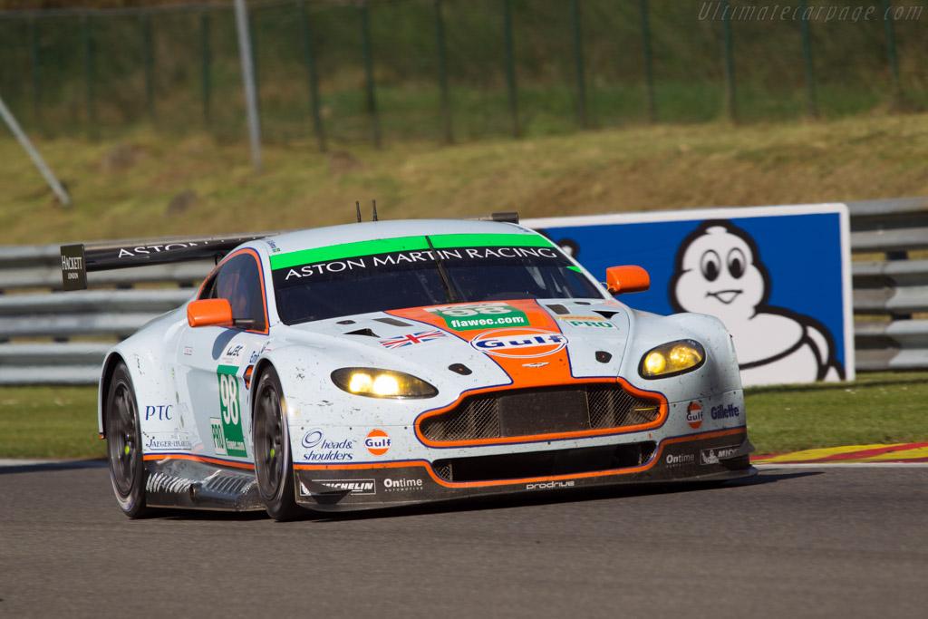 Aston Martin V8 Vantage GTE    - 2013 WEC 6 Hours of Spa-Francorchamps
