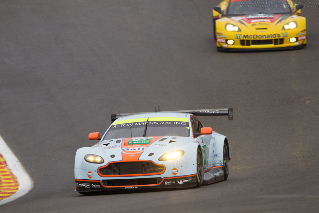 Aston Martin V8 Vantage GTE - Chassis: GTE-002   - 2013 WEC 6 Hours of Spa-Francorchamps