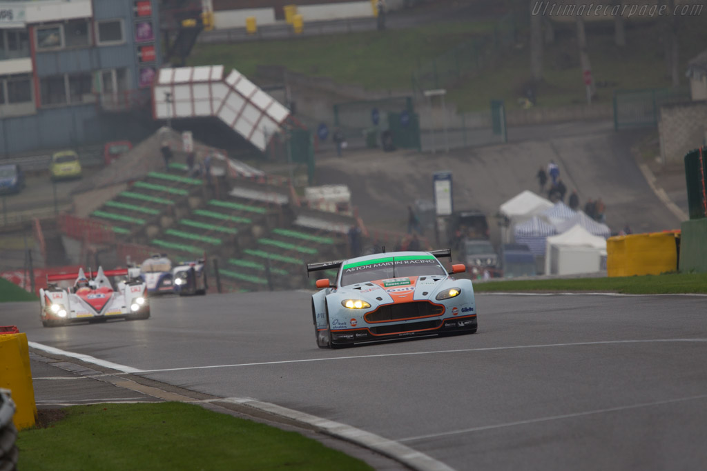 Aston Martin V8 Vantage GTE    - 2013 WEC 6 Hours of Spa-Francorchamps