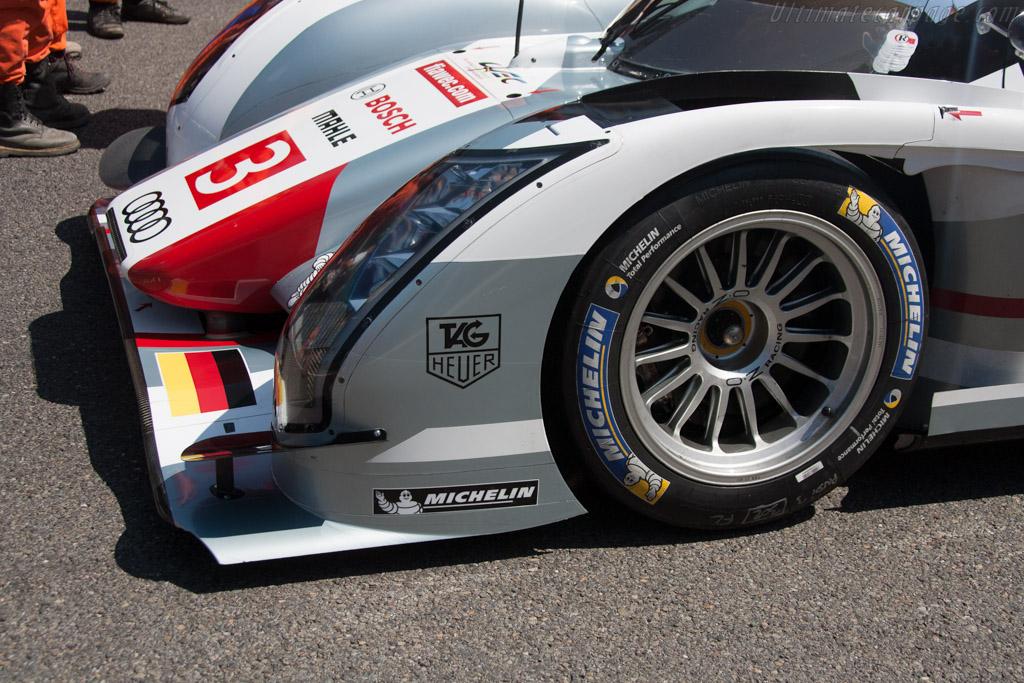 Audi R18 e-tron quattro    - 2013 WEC 6 Hours of Spa-Francorchamps