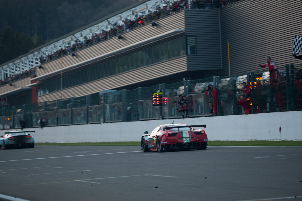 GTE Pro runner-ups    - 2013 WEC 6 Hours of Spa-Francorchamps