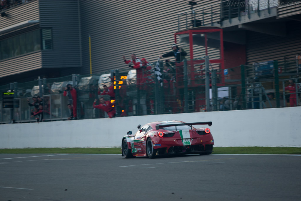 GTE Pro winner    - 2013 WEC 6 Hours of Spa-Francorchamps