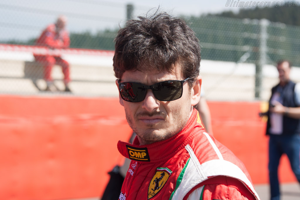 Giancarlo Fisichella    - 2013 WEC 6 Hours of Spa-Francorchamps
