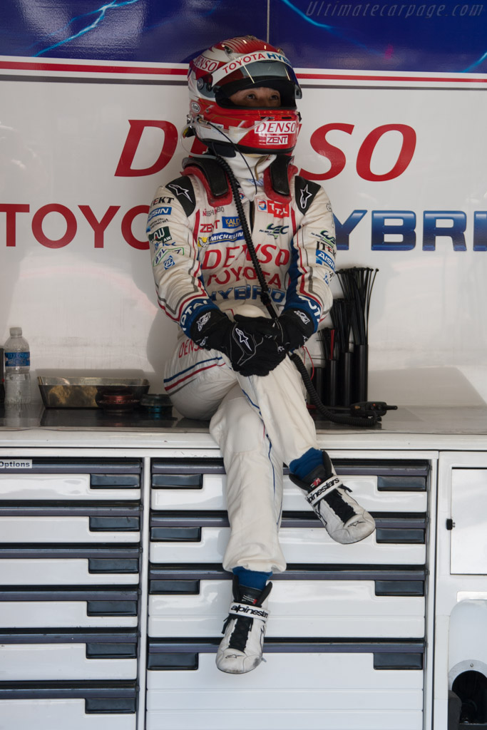 Kazuki Nakajima    - 2013 WEC 6 Hours of Spa-Francorchamps