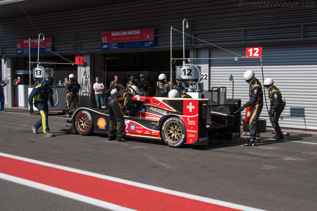 Lola B12/60 Toyota    - 2013 WEC 6 Hours of Spa-Francorchamps
