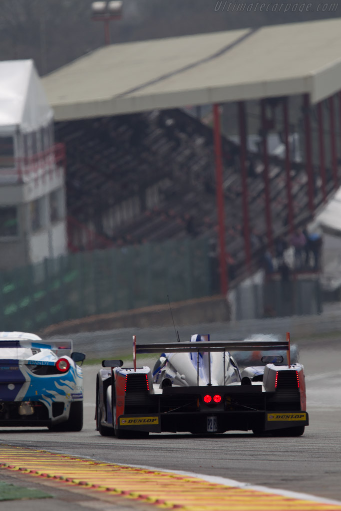 Lola B12/80 Nissan    - 2013 WEC 6 Hours of Spa-Francorchamps