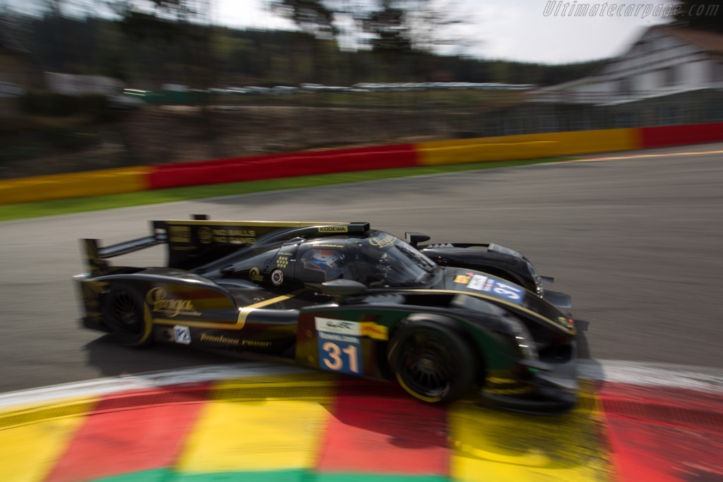 Lotus T128    - 2013 WEC 6 Hours of Spa-Francorchamps