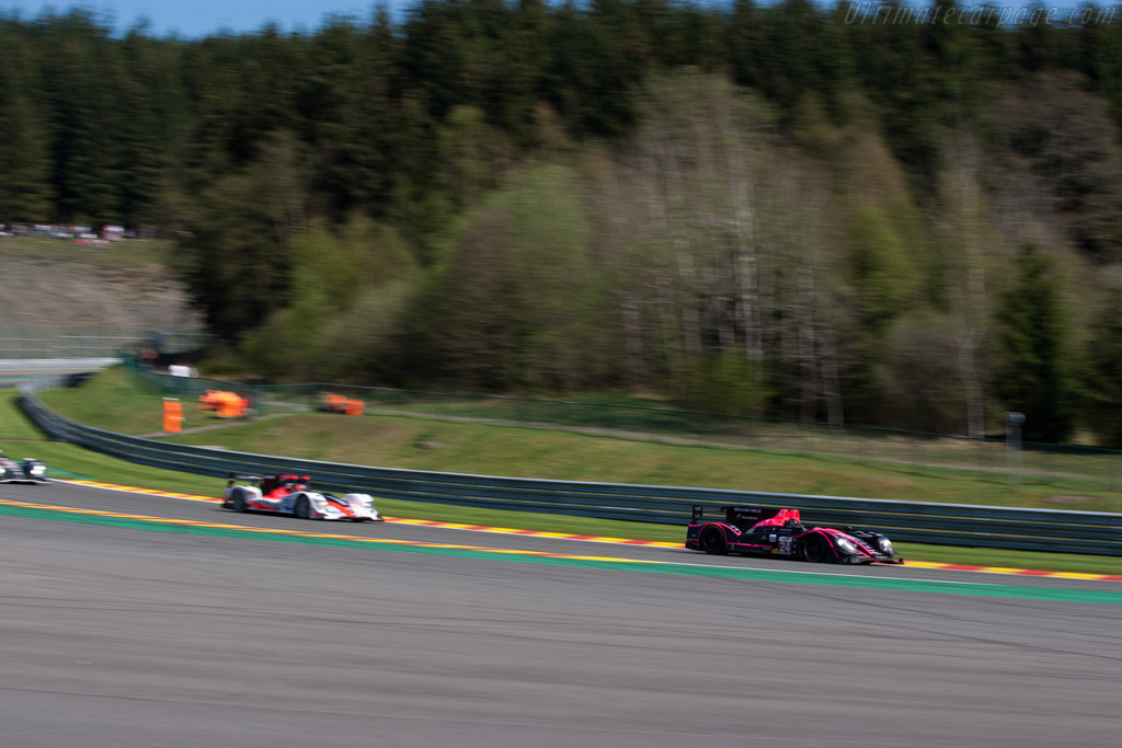 Morgan LMP2 Nissan    - 2013 WEC 6 Hours of Spa-Francorchamps