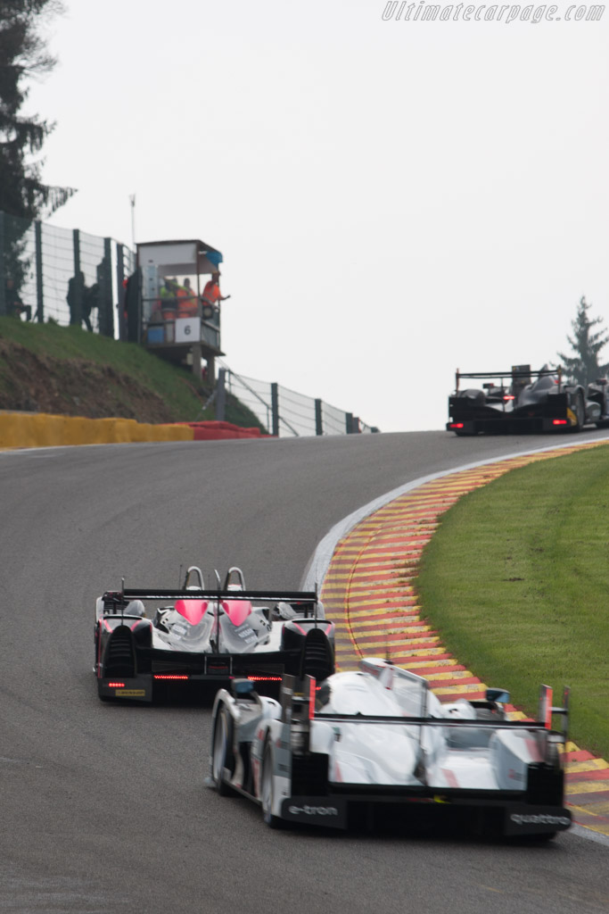 Morgan LMP2 Nissan    - 2013 WEC 6 Hours of Spa-Francorchamps